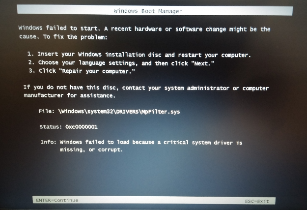 win7_mpfilter_corrupted